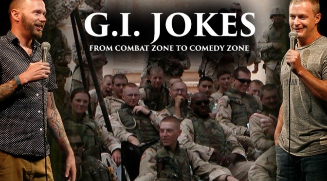 G.I. Jokes: From Combat Zone To Comedy Zone